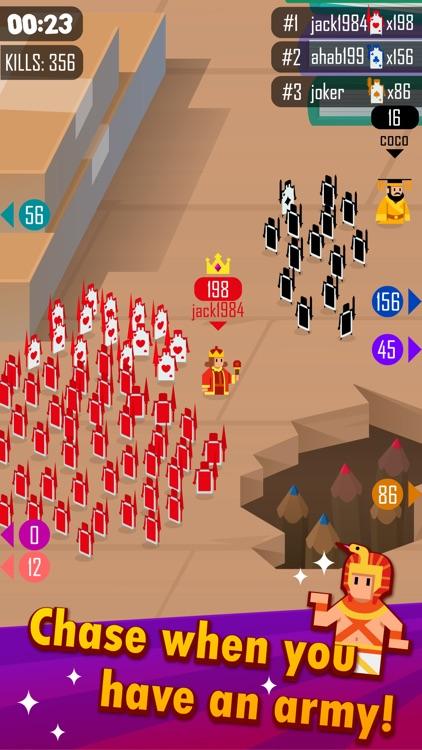 King Run - Poker Army screenshot-4