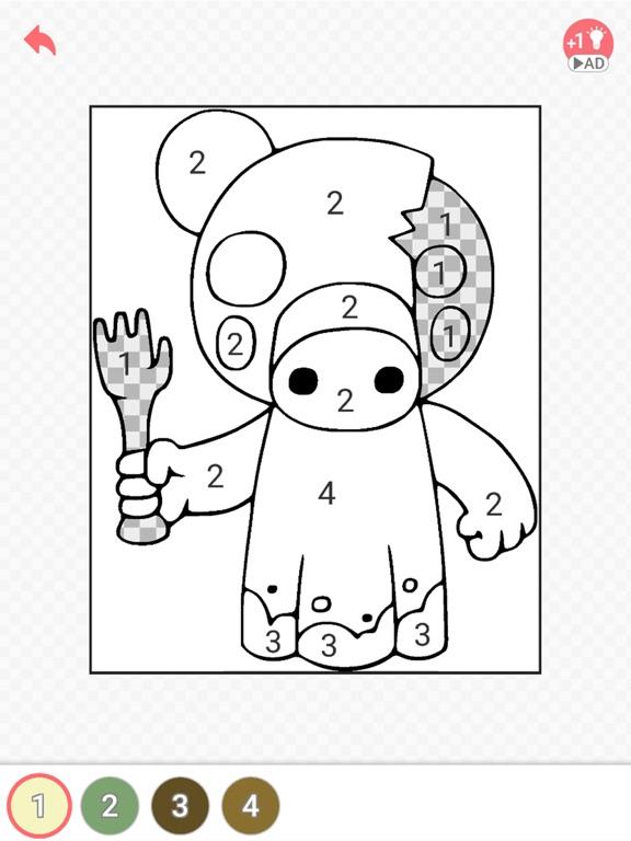 Скачать Draw Piggy Coloring Book !