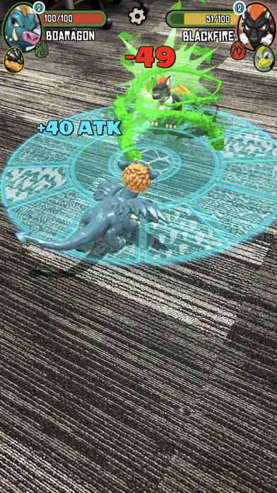 Dragamonz AR Battle screenshot 5