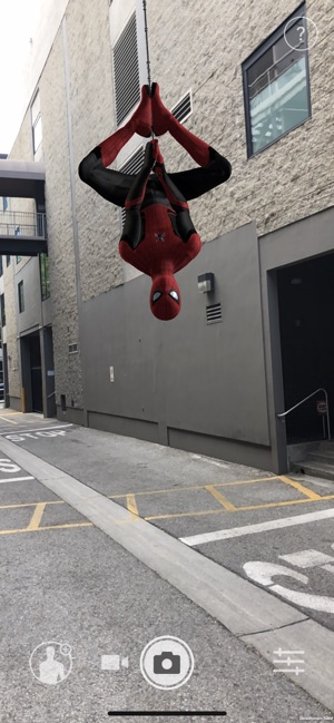 Spider-Man: Far From Home Screenshot