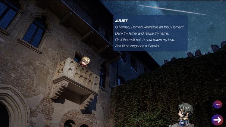 Romeo + Juliet RPG