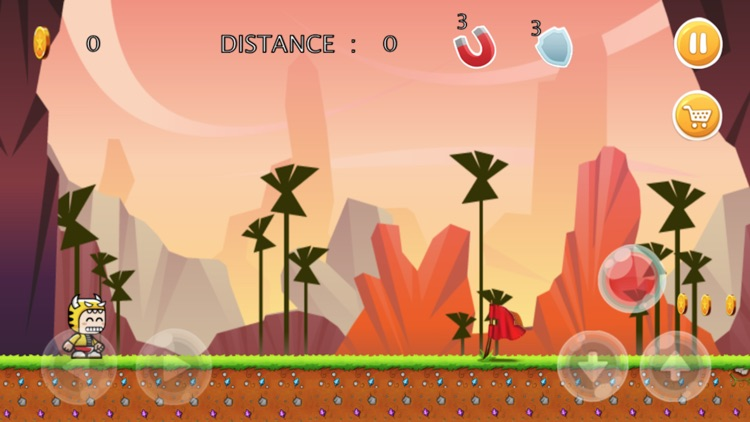 Ninja Boy -Cool Adventure Game screenshot-3