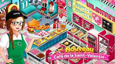 Screenshot #1 pour Panique au café : Restaurant