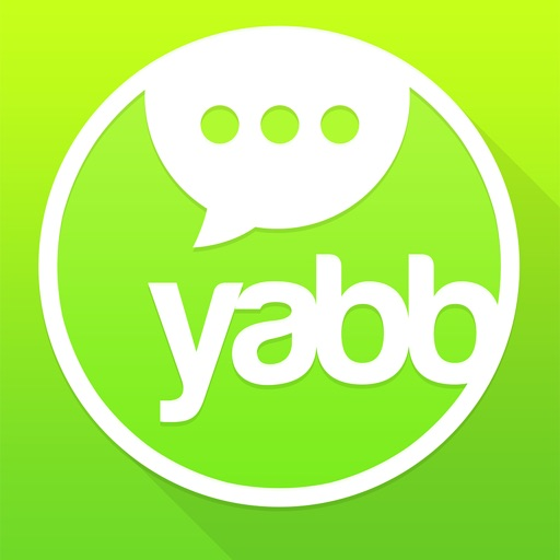 Yabb Messenger - Text and Chat Icon
