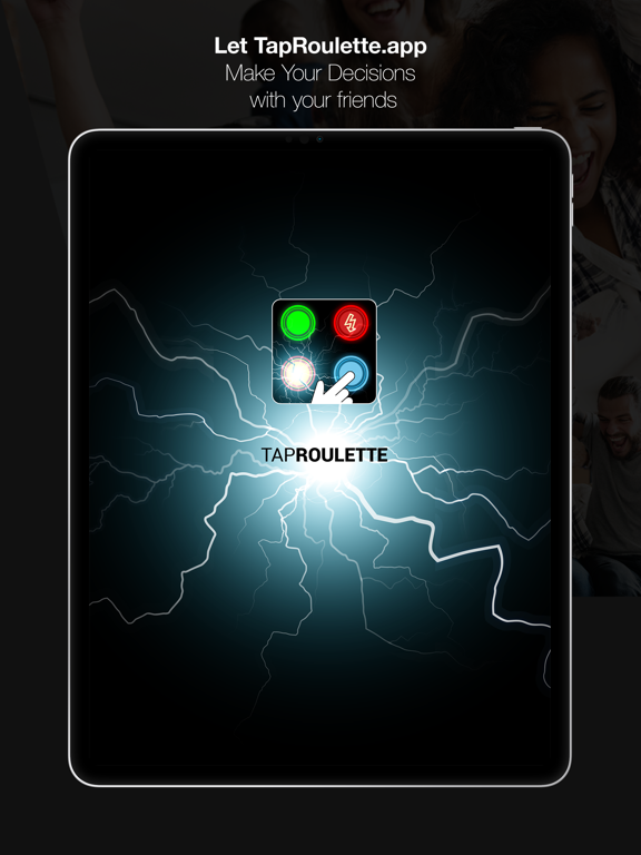 TapRoulette.app decision maker screenshot 5