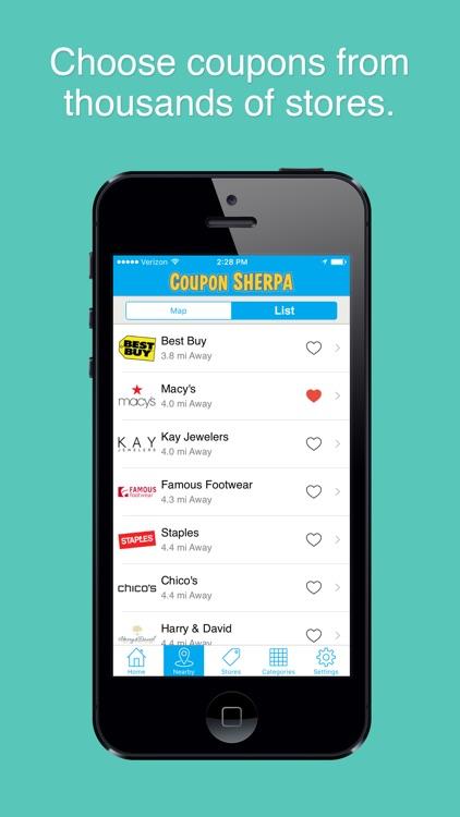 Coupon Sherpa: Deals & Savings
