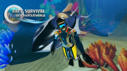Raft Survival Underwater World App Download - Games