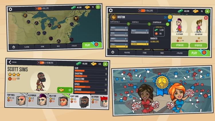 Basketball Battle: Streetball screenshot-5