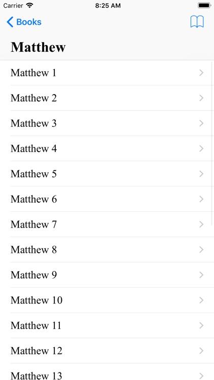 New Testament Reader (KJV)