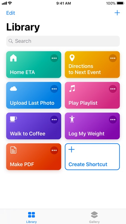 Shortcuts screenshot-0