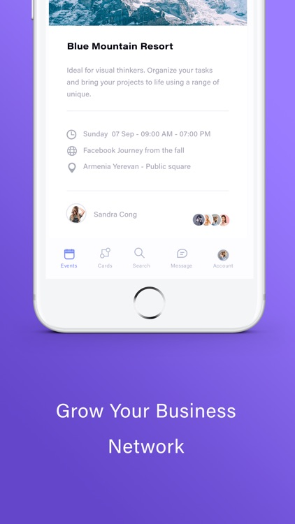 CARDY - Business Networking