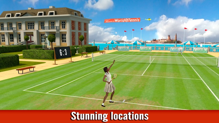 Tennis Game in Roaring '20s screenshot-3