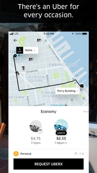 Uber iphone images