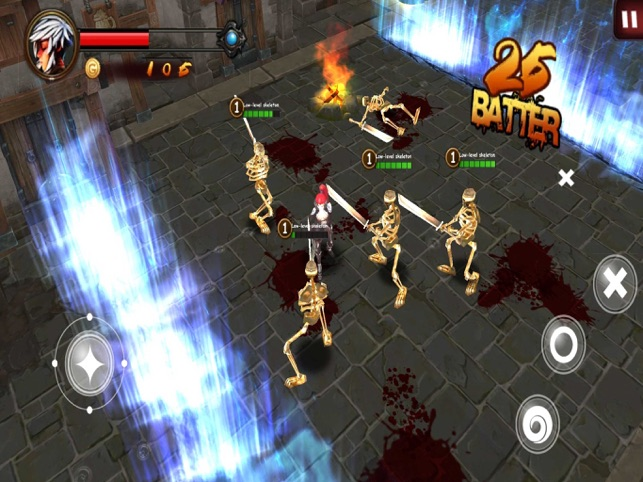 Bloodthirsty killing, game for IOS