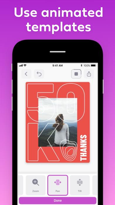 PosterBoost: Poster Maker Screenshot