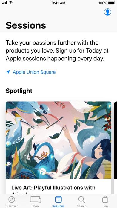 Screenshot #8 for Apple Store