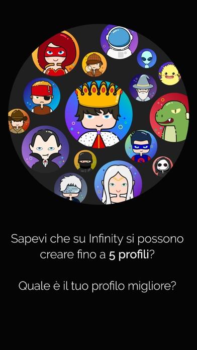 Scarica Infinity e Premium su Infinity per PC