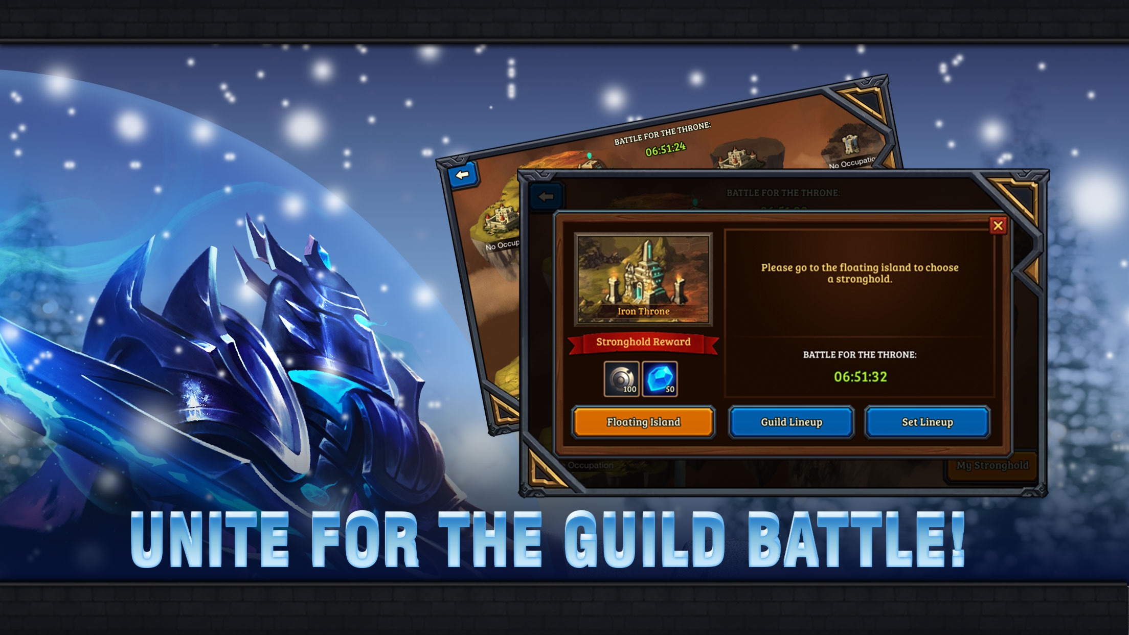 Adventurers War Screenshot