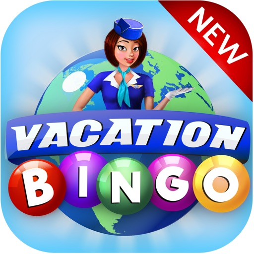 Vacation Bingo | Bingo Game