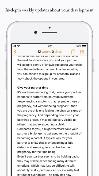 Pregnant - Day by Day Lite screenshot-8