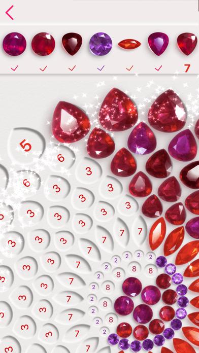 Dazzly - Diamond Art by Number screenshot 1