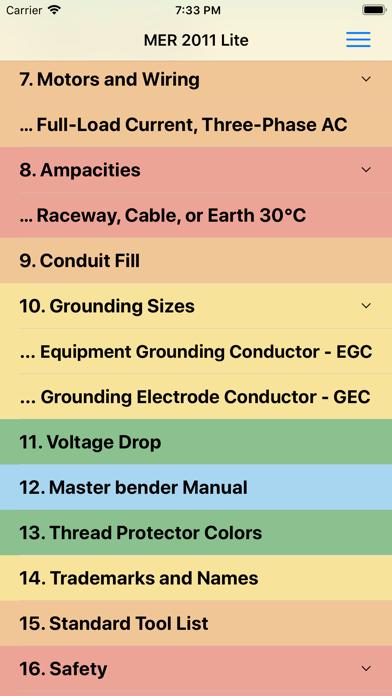 Master Electrician Ref  Lite | App Price Drops