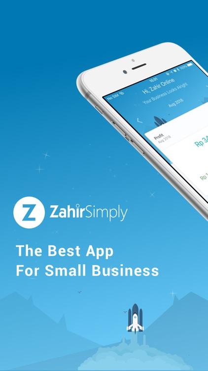 Zahir Simply