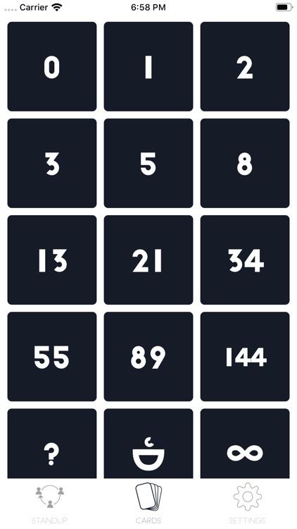 Standup timer & Poker cards screenshot-4