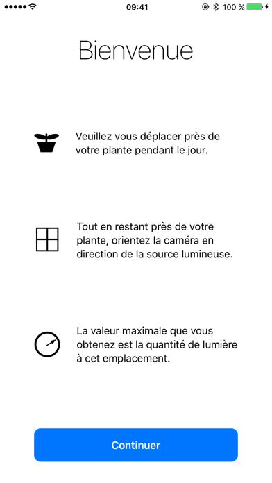 Screenshot #2 pour Plantes et Lumière