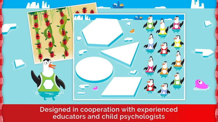 Toddler Games:learning puzzles screenshot-3
