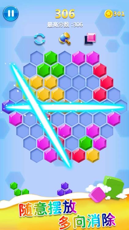 罗斯方块—单机格子小游戏新版 screenshot-4
