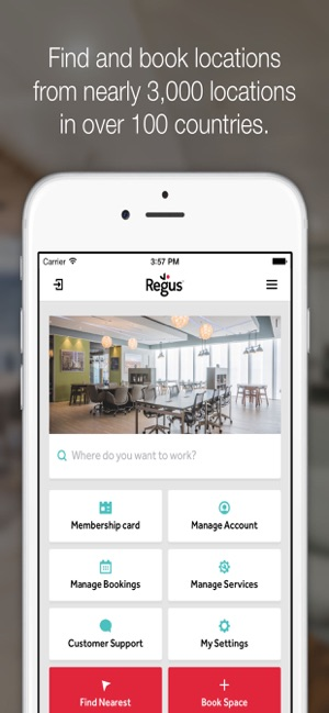 Regus Offices Meeting Rooms On The App Store