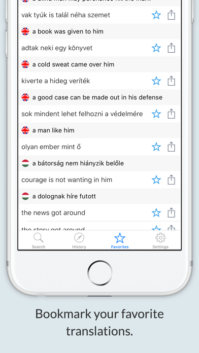 English Hungarian Dictionary + screenshot 2