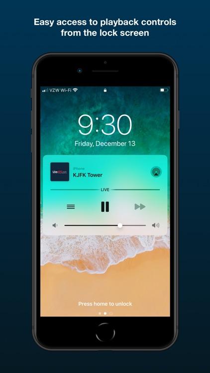 LiveATC Air Radio screenshot-3