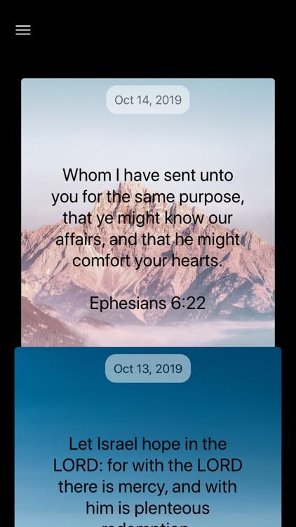 Bible Verse - Daily Bread screenshot-7