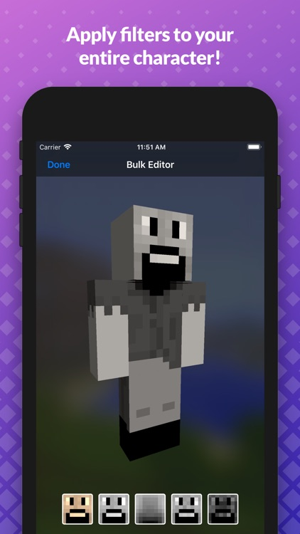 Skin Creator for Minecraft PE screenshot-5