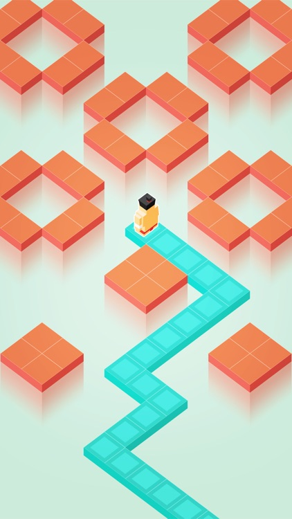 Jumpy Tiles! screenshot-1
