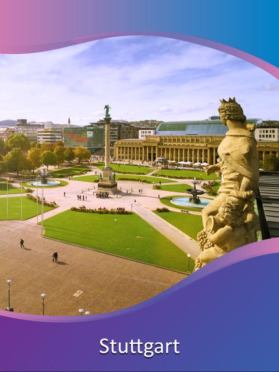 Stuttgart City Guide screenshot 6