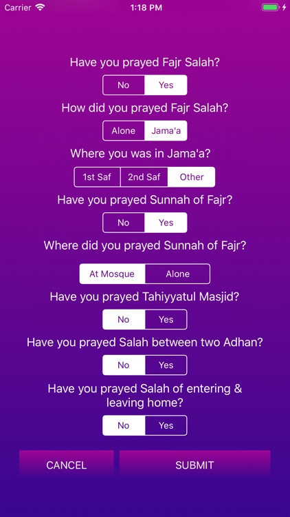 My Salah Tracker screenshot-3