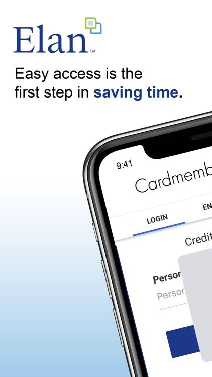 Elan Credit Card