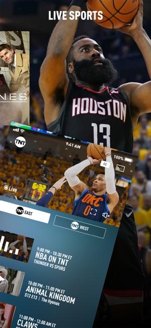 Watch TNT on the App Store