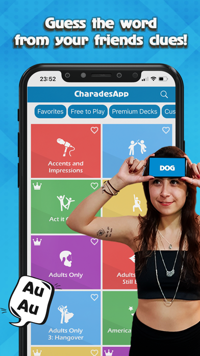 CharadesApp - What am I? free Resources hack