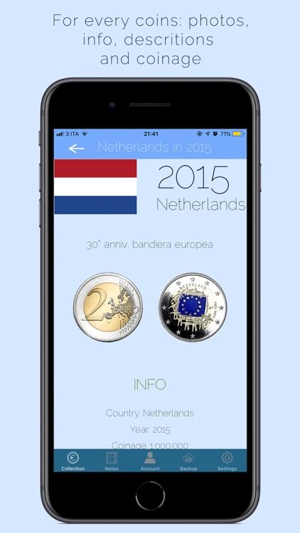 Euro Coins Album screenshot-5