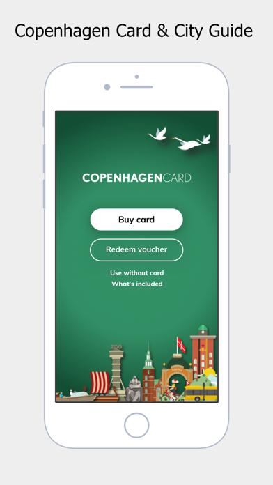 点击获取Copenhagen Card City Guide