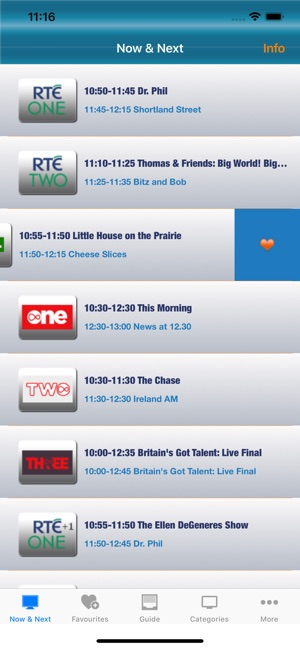 iBox TV Ireland on the App Store
