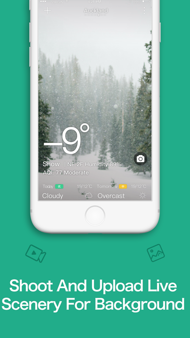 Live Weather Pro-Forecast&Rada by Five Mobile Game (iOS, United