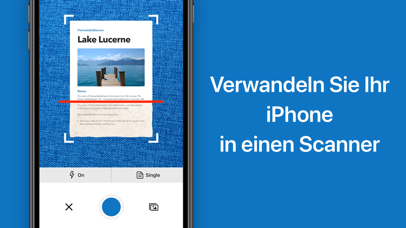 Screenshot for Tiny Scanner Pro in Germany App Store