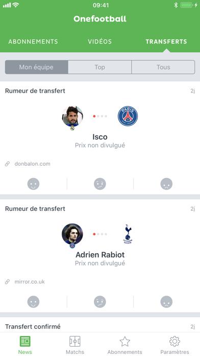 download Onefootball - Actu du Football apps 3