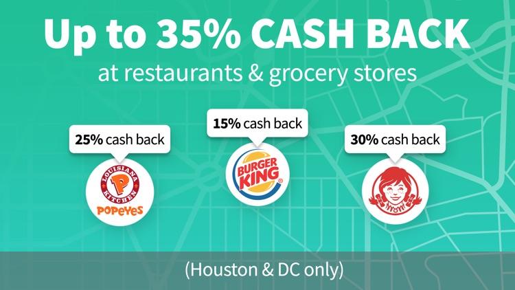 GetUpside: Gas & Food Cashback screenshot-8