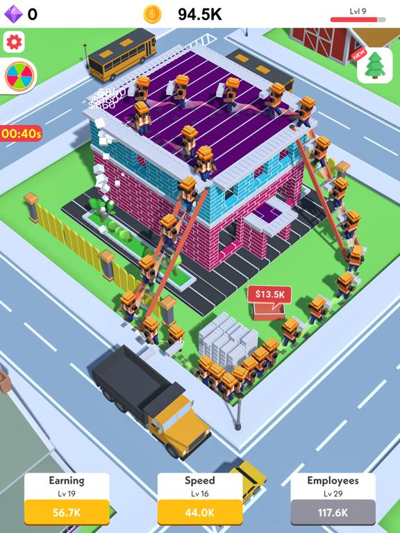 Idle Construction 3D screenshot 17